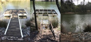 Jetty Removal – before and after