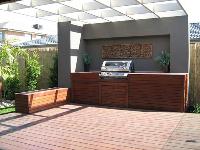 Outdoor BBQ Areas | Outdoor Areas Gold Coast | BBQ Area ...